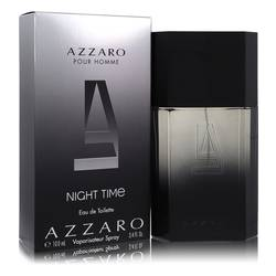 Azzaro Night Time Eau De Toilette Spray By Loris Azzaro