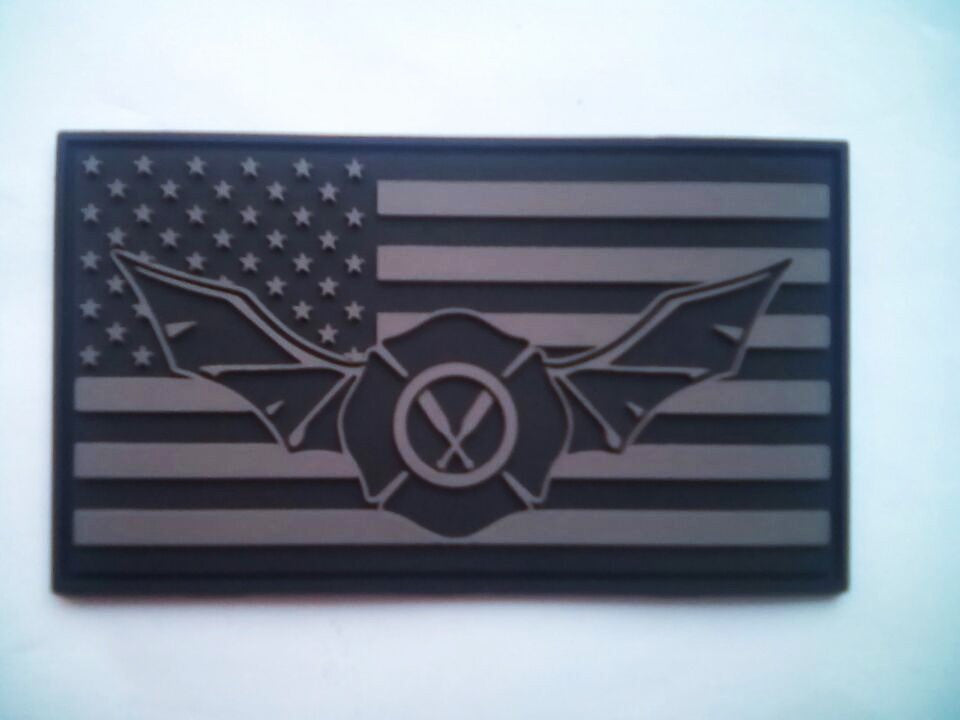 TACFIT USA PVC Patch