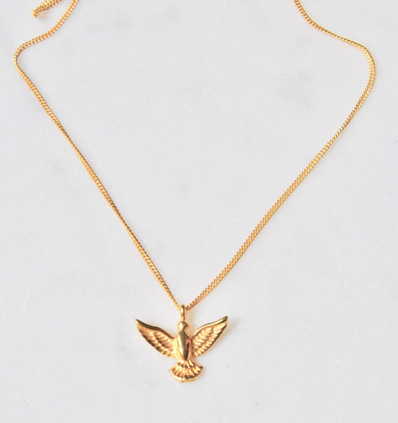 Avery Necklace in Gold SOLD OUT
