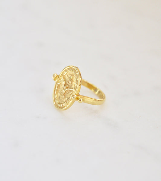 Tandara Spirit Ring Gold
