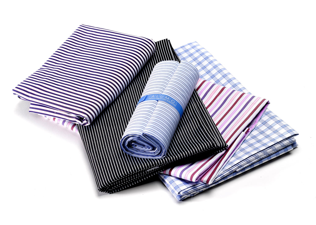 MEN'S BESPOKE SHIRT: MULTI-PACK