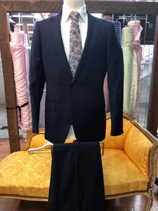 Men's Pharell Navy Suit