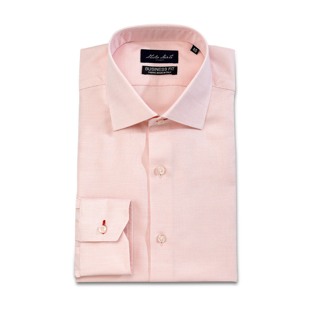 Men's Micro Check Shirt