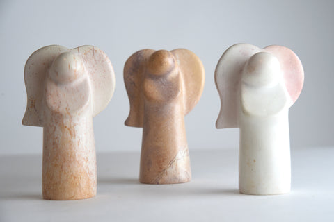 Soapstone Angel Sets