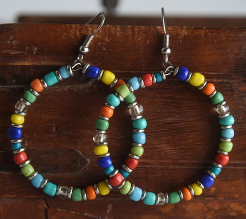 Rangi Kioo Earrings