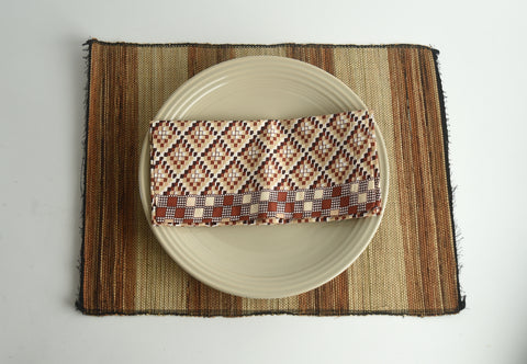 Placemat & Napkin Set