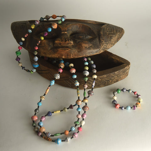 Multi-Color Necklace Combo