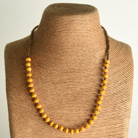 Namakula Single Strand Necklace