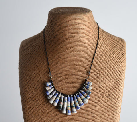 Mwekundu Necklace