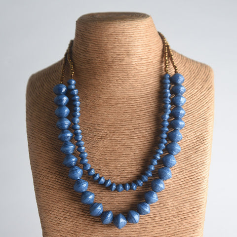 Mbili Necklace