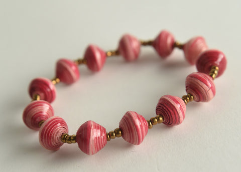 Striped Stretchy Bracelets