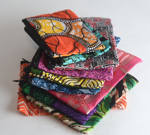 Set of 10 Pouches