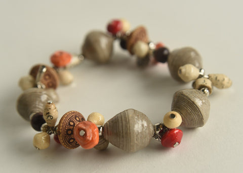 Sanaa (piece of art) Collection:  Bracelet