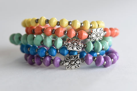 Charmed Bracelets Set of 5