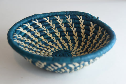 Handwoven Raffia Baskets (small)