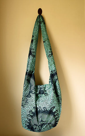 Cross Body Tote Bag