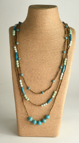 Wrap Necklace Trio