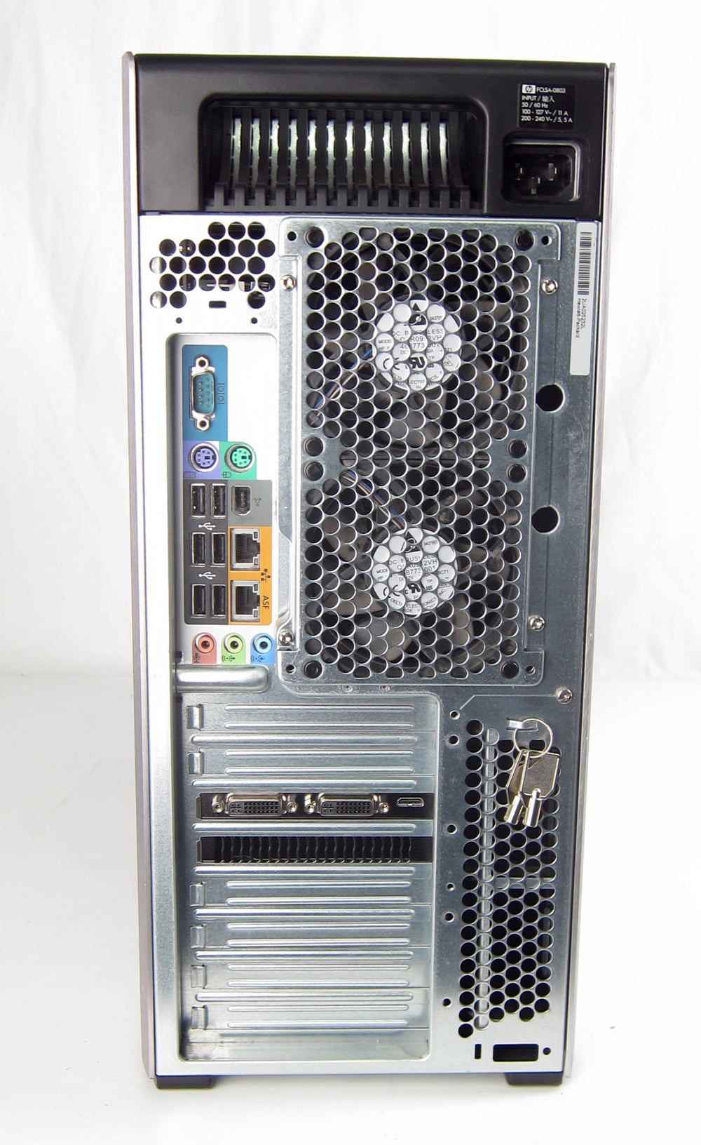 HP Z800 - DUAL Xeon X5670 6-core 2.9GHz , 48GB RAM, 2TB HDD - Bonanza Deals
