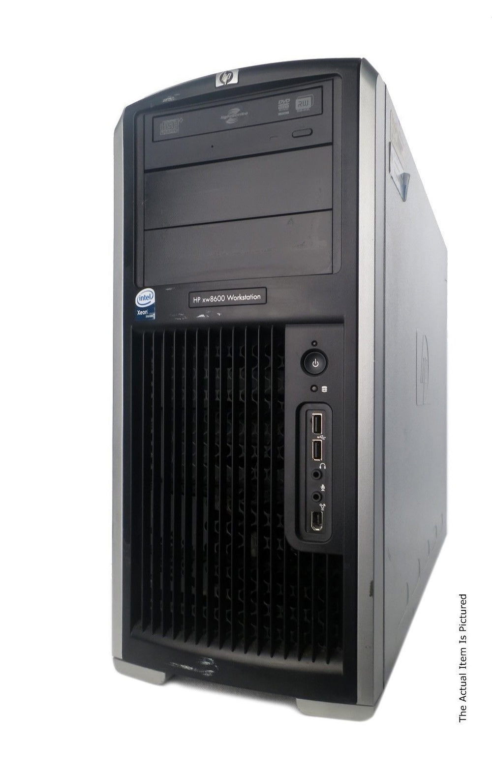 HP xw8600 Workstation 2x Xeons X5492 FX 4800 1TB 16GB - Bonanza Deals