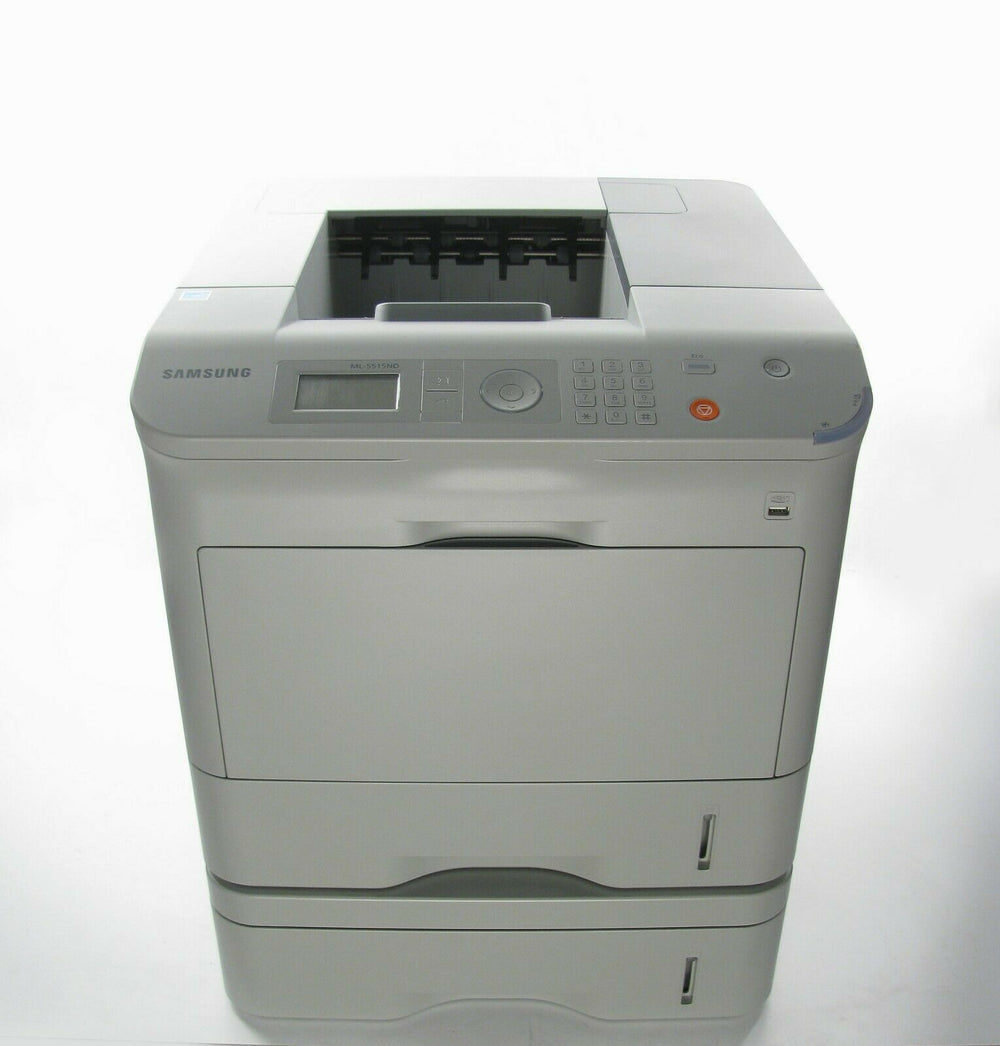 Samsung HP ML-5515ND (SS152A) Monochrome Laser Duplex Printer 55ppm 1200dpi