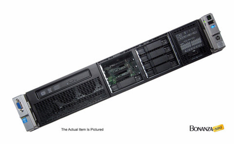 HP ProLiant DL380p Gen. 8 SFF (653200-B21) | 2x Xeon E5-2609 v2 2.5GHz | 16GB - Bonanza Deals