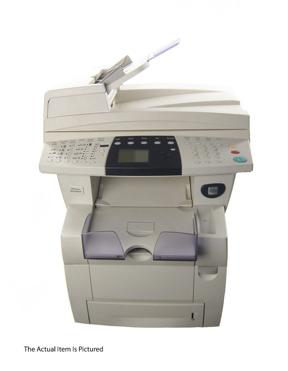 Xerox Phaser 8560MFP All in one Color Solid Ink Printer Only 2290 Printed Pages