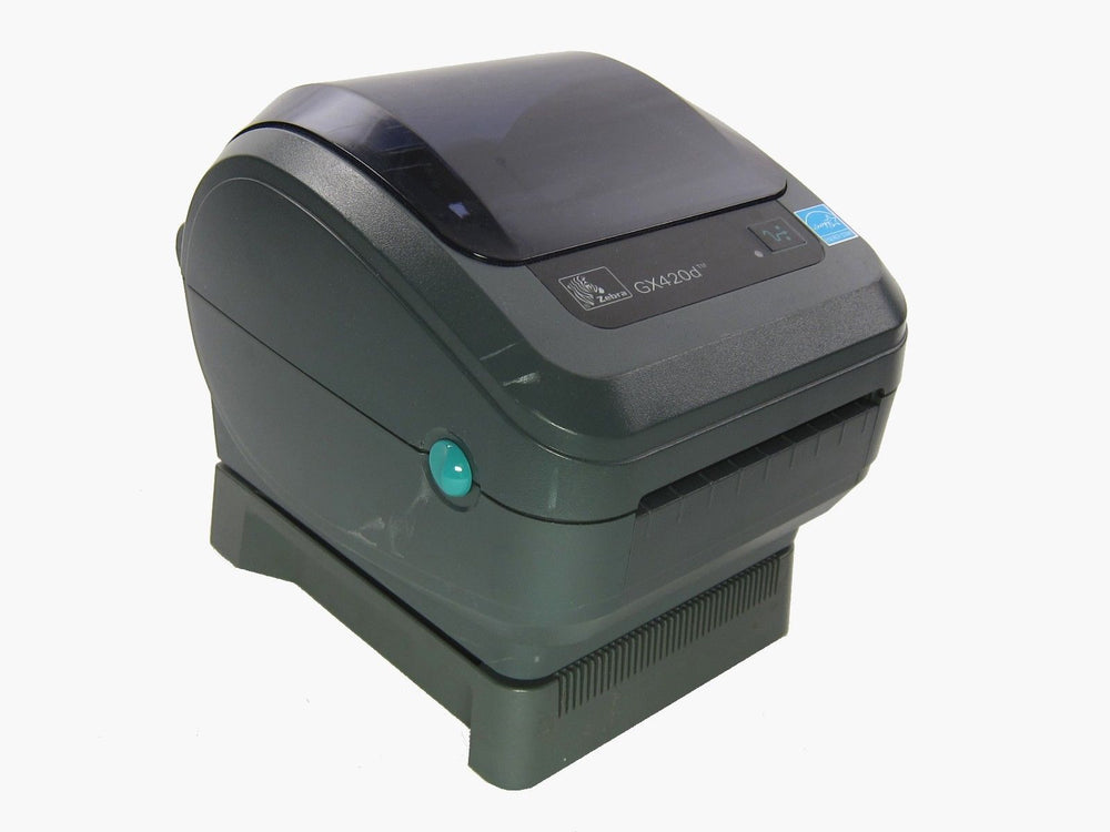 Zebra GX420d Monochrome Direct Thermal Label Printer GX42-202410-000