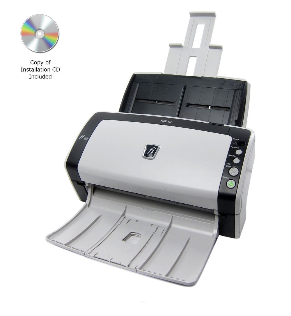 Fujitsu fi-6130 Desktop Duplex Color Document Workgroup Scanner PA03540-B055 - Bonanza Deals