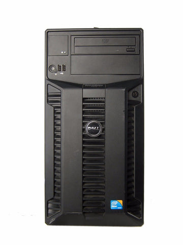 Dell Poweredge T310 | (1x) Xeon X3450 2.6GHz Quad Core, 8GB RAM, No HDDs - Bonanza Deals