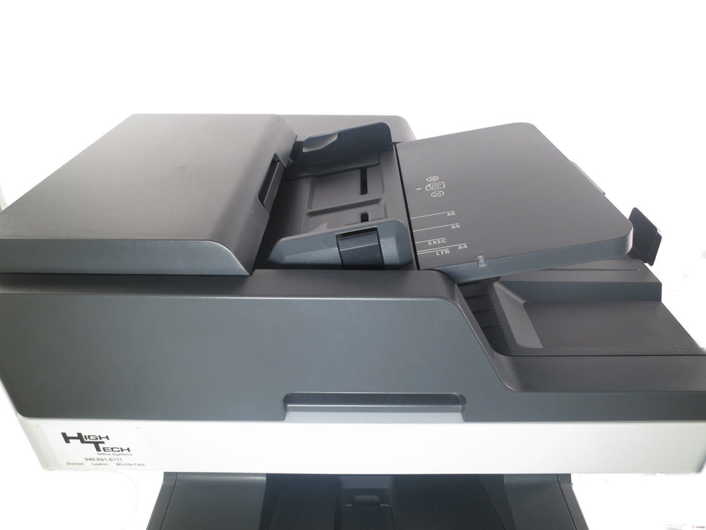 Lexmark XM5163 All-In-One Laser Printer Copier Scanner Fax MFP | 115K - 318K - Bonanza Deals