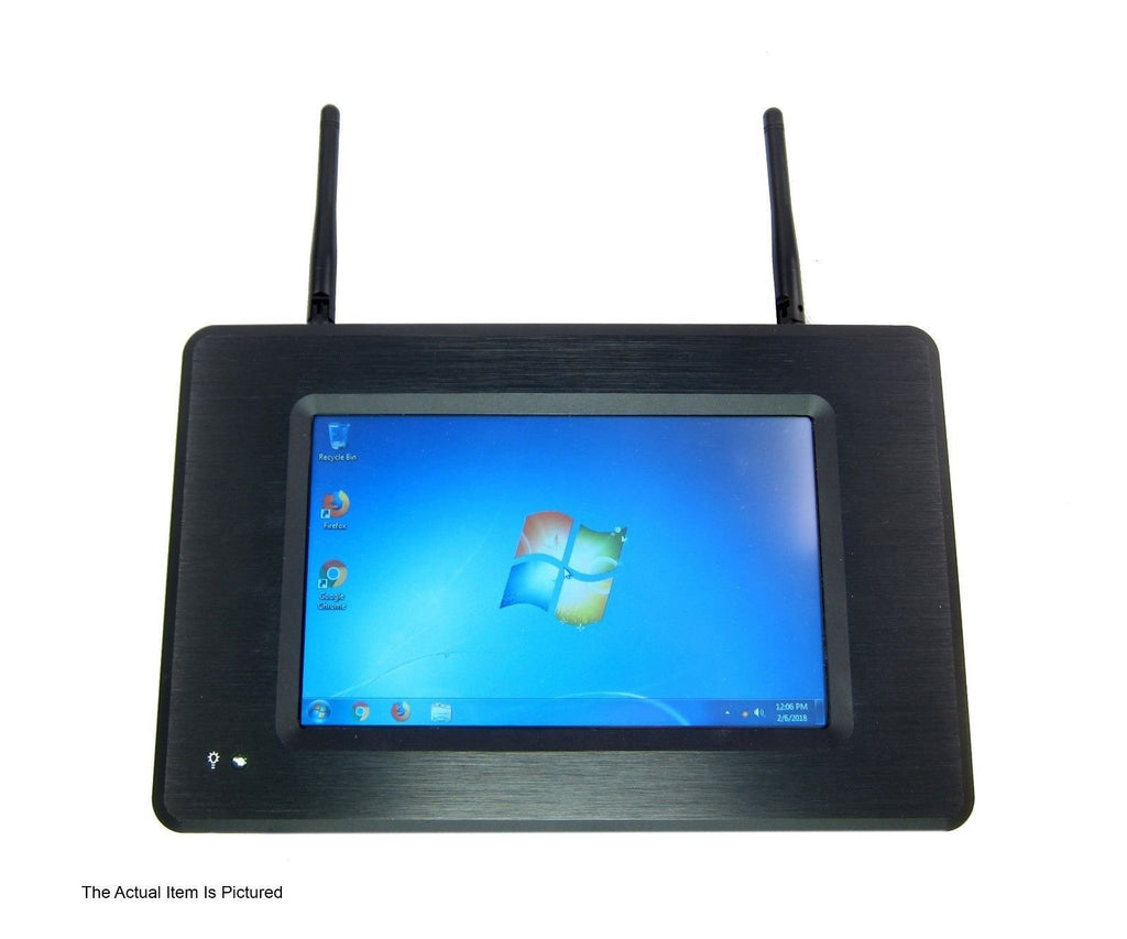 "DFI KS230 7"" WVGA Touch-Screen All-In-One PC Atom N2800 1.86GHz 500GB 4GB WIFI - Bonanza Deals"