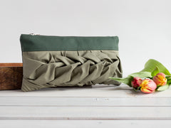 The Poppy - Green + Olive|The Poppy - Zelena + Olivna