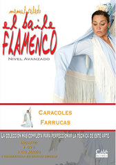 "Manuel Salado: Flamenco Dance - Advanced Level Caracoles y Farrucas(DVD/CD) |  Manuel Salado El baile flamenco ""Nivel Avanzado"" Caracoles y Farrucas(DVD/CD)"