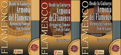 Harmonizing Flamenco from the guitar - Claude Worms - 3 Books |  Desde la Guitarra… Armonía del Flamenco Claude Worms - 3 Libros
