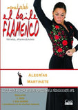 Manuel Salado Complete collection - Flamenco Dance Advance Level  (11 DVD + 11 CD) | Baile Flamenco Colección completa Manuel Salado - (11 DVD + 11 CD)