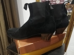 Flamenco dance Boots for men Senovillal |  Botas baile Flamenco Senovilla