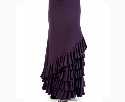 Flamenco dance skirt Jerez  | Falda baile flamenco Jerez