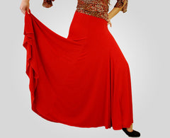 Basic Flamenco dance Skirt |  Falda baile flamenco basica