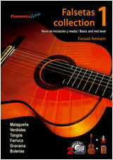 "Falsetas collection"" score books + 2 CD  