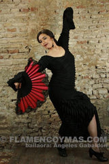 Flamenco dance skirt and blouse |  Falda y blusa baile flamenco