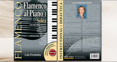 Flamenco al Piano 1 - Soleá  (Audio MIDI/Libro de Partituras)