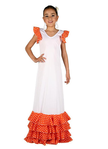 Flamenco dance dress Girls |  Vestido baile flamenco niñas
