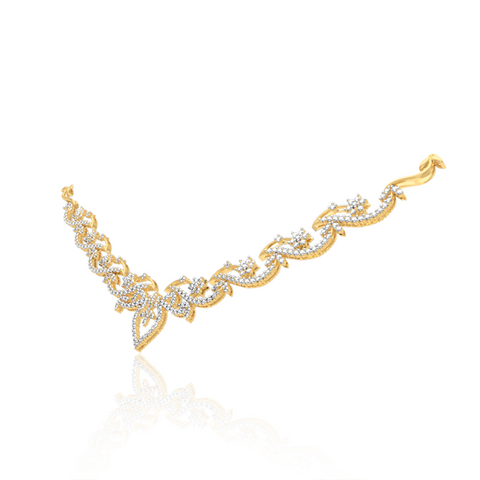 Anika Diamond Necklace