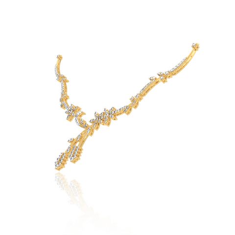 Bhavya Diamond Necklace