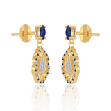 Anice Gemstone Earring