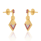 Coco Gemstone Earring