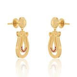 Anjali  Gemstone Earrings