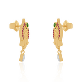 Zoya  Gemstone Earrings