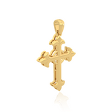 Trust Cross Pendant