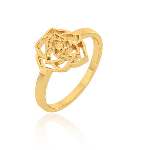 Bloom Gold Ring